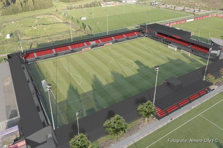 Eerste impressie van vernieuwd Yanmar Stadion