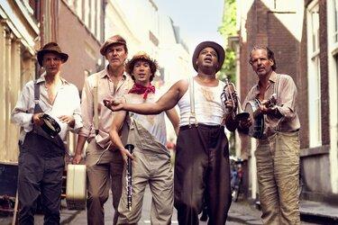 The Legends ft. Michael Varekamp - Swingin' in New Orleans  (zondagmiddag matinee)