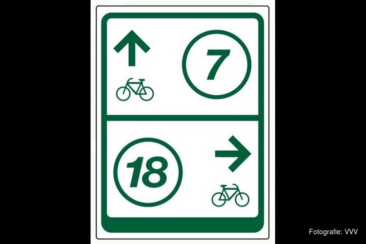 Apps met fietsknooppunten