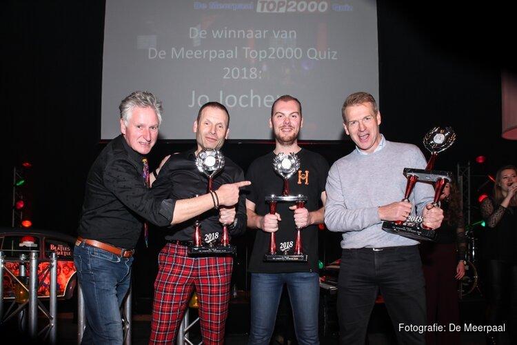 De Meerpaal organiseert voor vierde keer TOP2000 Quiz