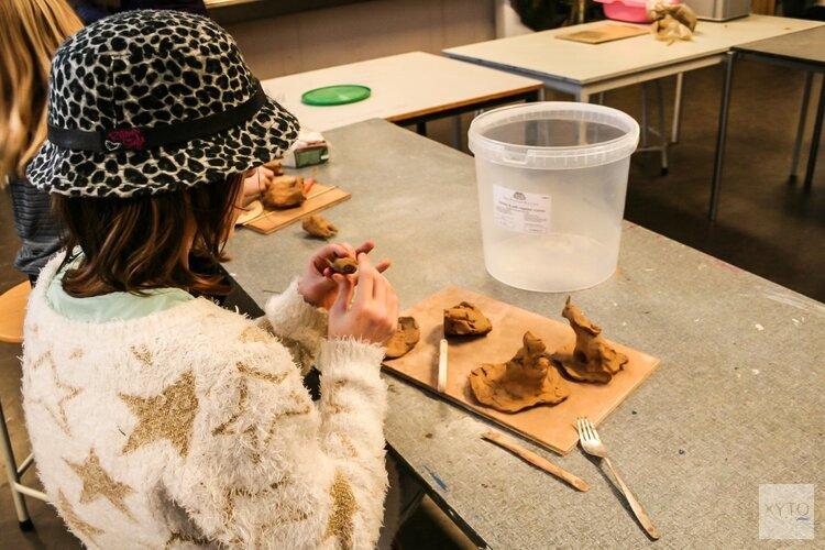 De Meerpaal start in november weer met diverse kindercursussen