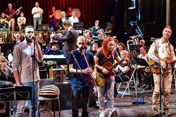 Werelds familieconcert in De Meerpaal met muzikanten uit alle windstreken