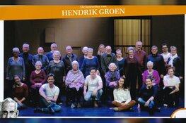 """Koor """"Swifter Smarties"""" zingt mee in voorstelling """"Hendrik Groen - Zolang er leven is"""" met Beau Schneider in de hoofdrol"""