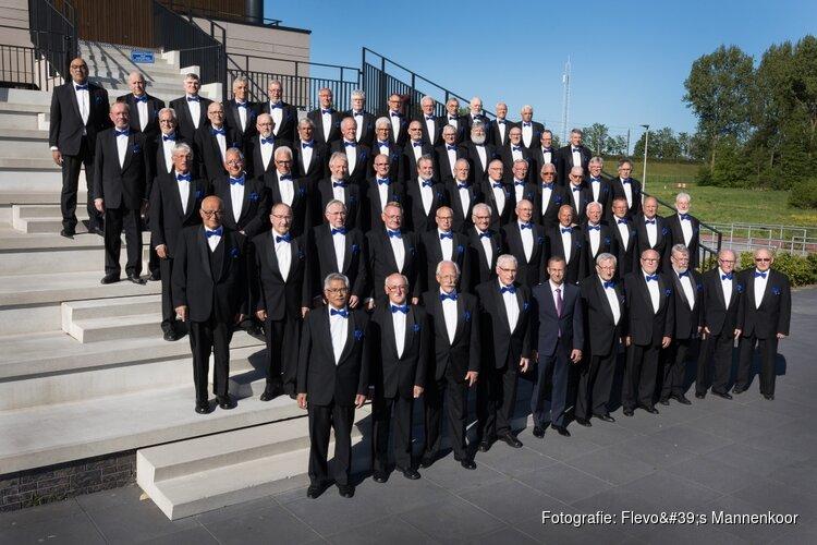 Flevo's Mannenkoor – Concert in Kerstsfeer op Tweede Kerstdag