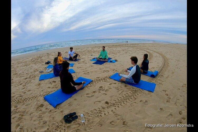Kennismaken met yoga bij De Meerpaal