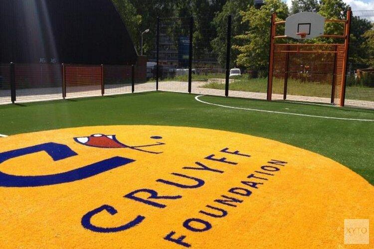 Cruyff Court voetbaltoernooi op 18 december