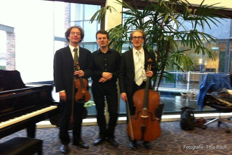 Sfeervol zondagmiddagconcert van Trio Arioso