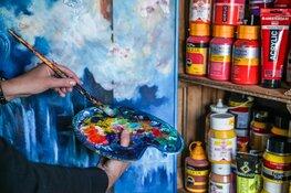 De Meerpaal biedt minicursus Tekenen en Schilderen aan