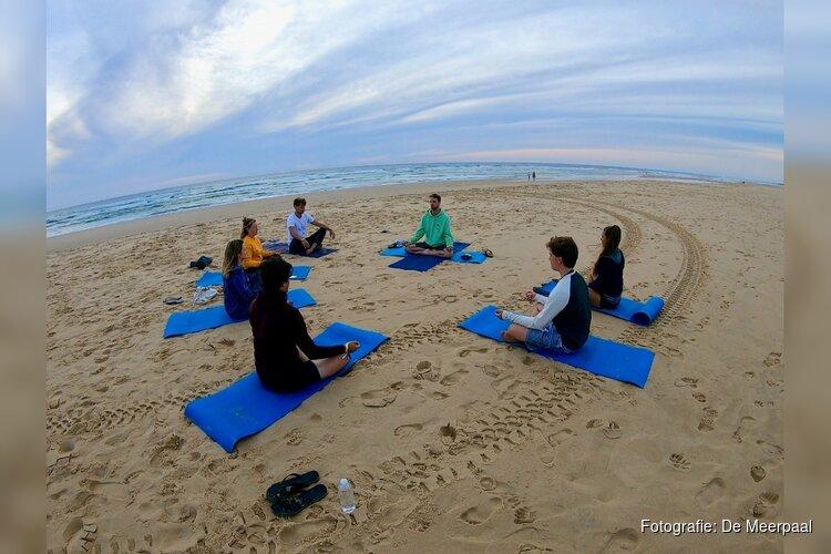 Ontspannen bij De Meerpaal met yoga