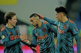 Ajax en Chelsea FC bereiken akkoord over Hakim Ziyech