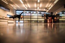 Dansaudities bij De Meerpaal Academie voor Showgroep Spirit en Dans Lab