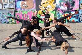 Drontens danstalent stroomt door naar dansacademie