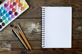 Start het nieuwe seizoen met Tekenen & Schilderen