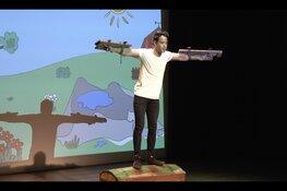 'Schaap wil vliegen'(3+) in De Meerpaal
