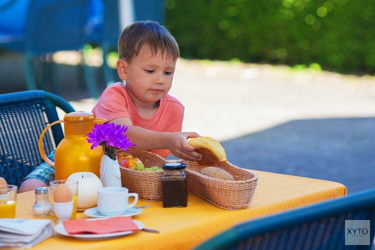 Nationaal Schoolontbijt met scholieren in Flevoland