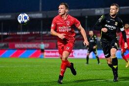 Almere City hersteld zich van zeperd en klopt Go Ahead Eagles