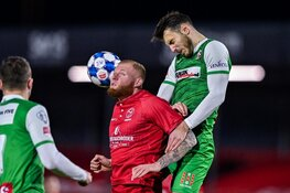 Almere City FC in slotfase langs laagvlieger FC Dordrecht